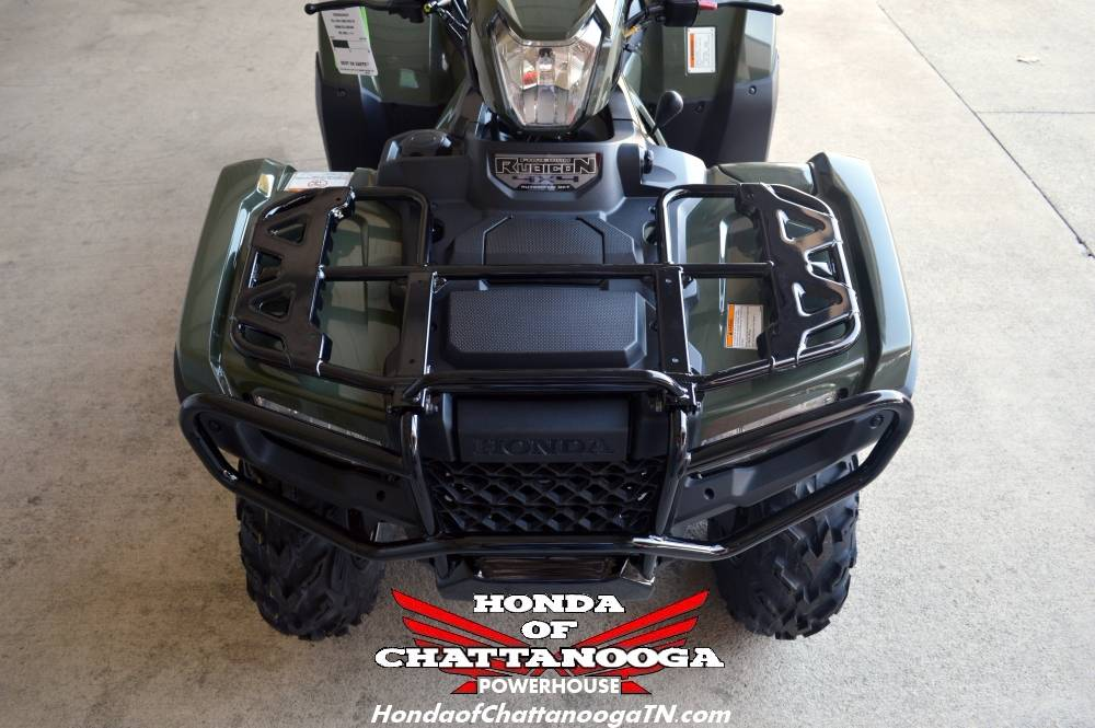 2017 Honda FourTrax Foreman Rubicon 4x4 DCT EPS in Chattanooga, Tennessee - Photo 7