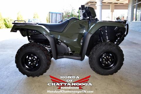2017 Honda FourTrax Foreman Rubicon 4x4 DCT EPS in Chattanooga, Tennessee - Photo 12