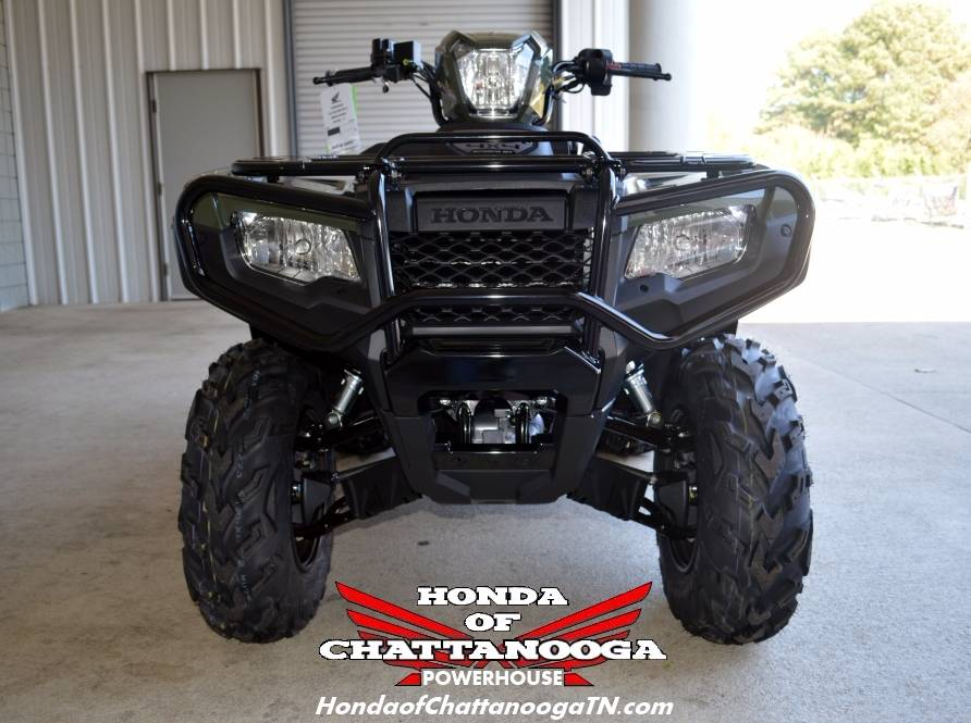 2017 Honda FourTrax Foreman Rubicon 4x4 DCT EPS in Chattanooga, Tennessee - Photo 8