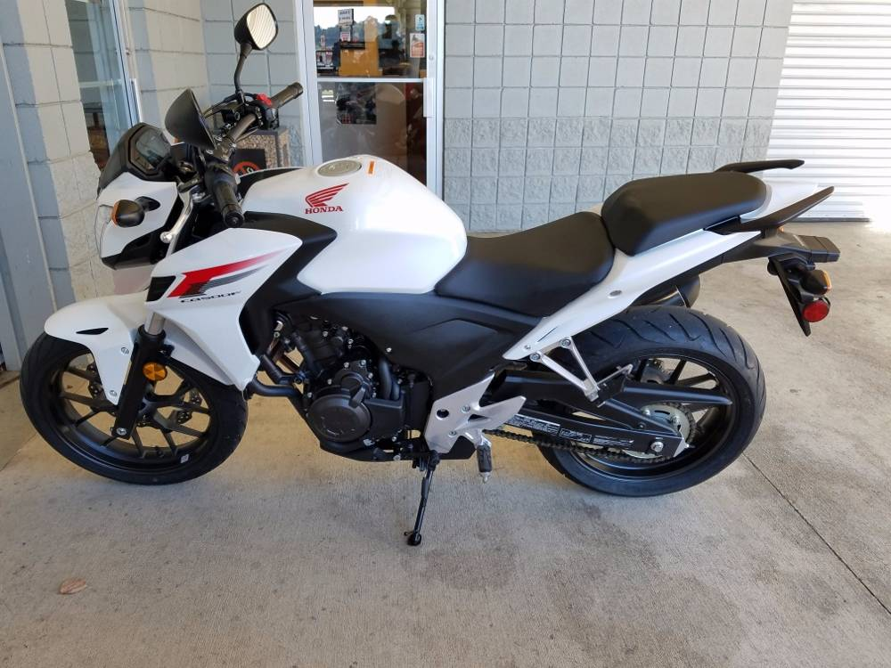 2014 Honda CB500F in Chattanooga, Tennessee