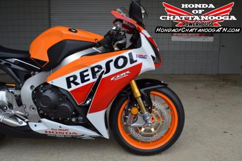 2016 Honda CBR1000RR SP in Chattanooga, Tennessee