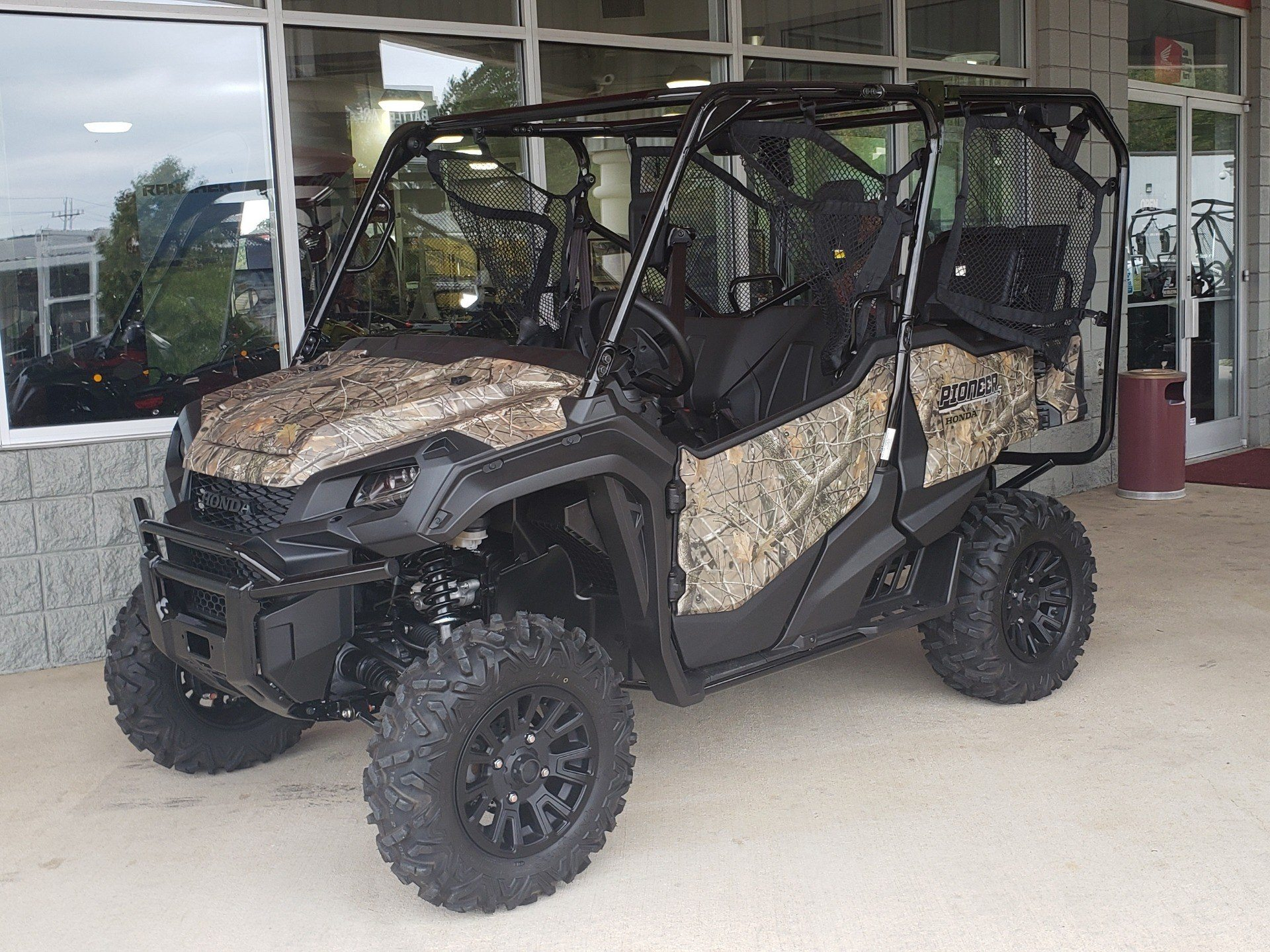 2020 Honda Pioneer 1000-5 Deluxe in Chattanooga, Tennessee - Photo 1
