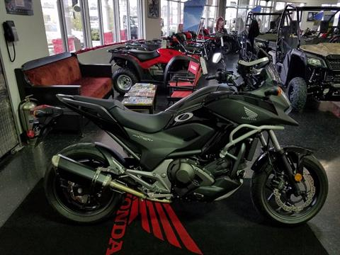 2015 Honda NC700X® DCT ABS in Chattanooga, Tennessee