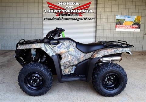 2017 Honda FourTrax Rancher 4x4 DCT EPS in Chattanooga, Tennessee