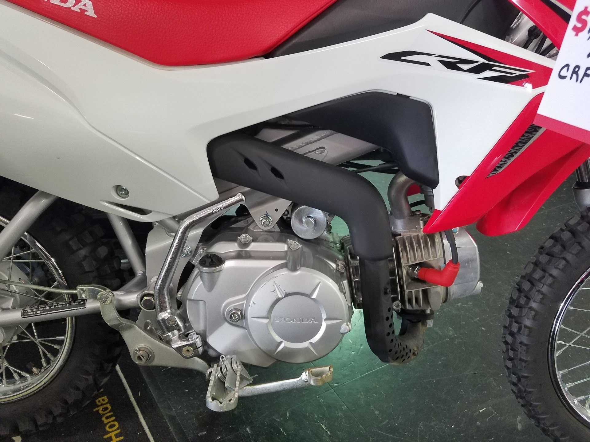 2013 Honda CRF®110F in Chattanooga, Tennessee