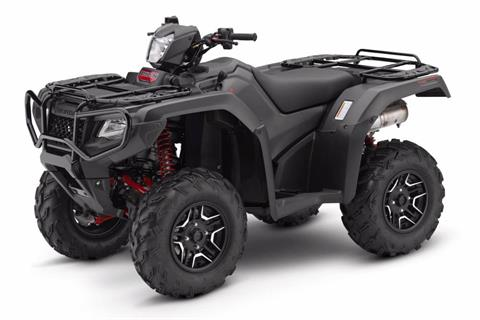 2018 Honda FourTrax Foreman Rubicon 4x4 Automatic DCT EPS Deluxe in Chattanooga, Tennessee - Photo 1