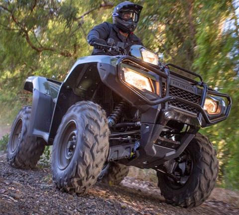 2018 Honda FourTrax Foreman Rubicon 4x4 Automatic DCT EPS Deluxe in Chattanooga, Tennessee - Photo 3