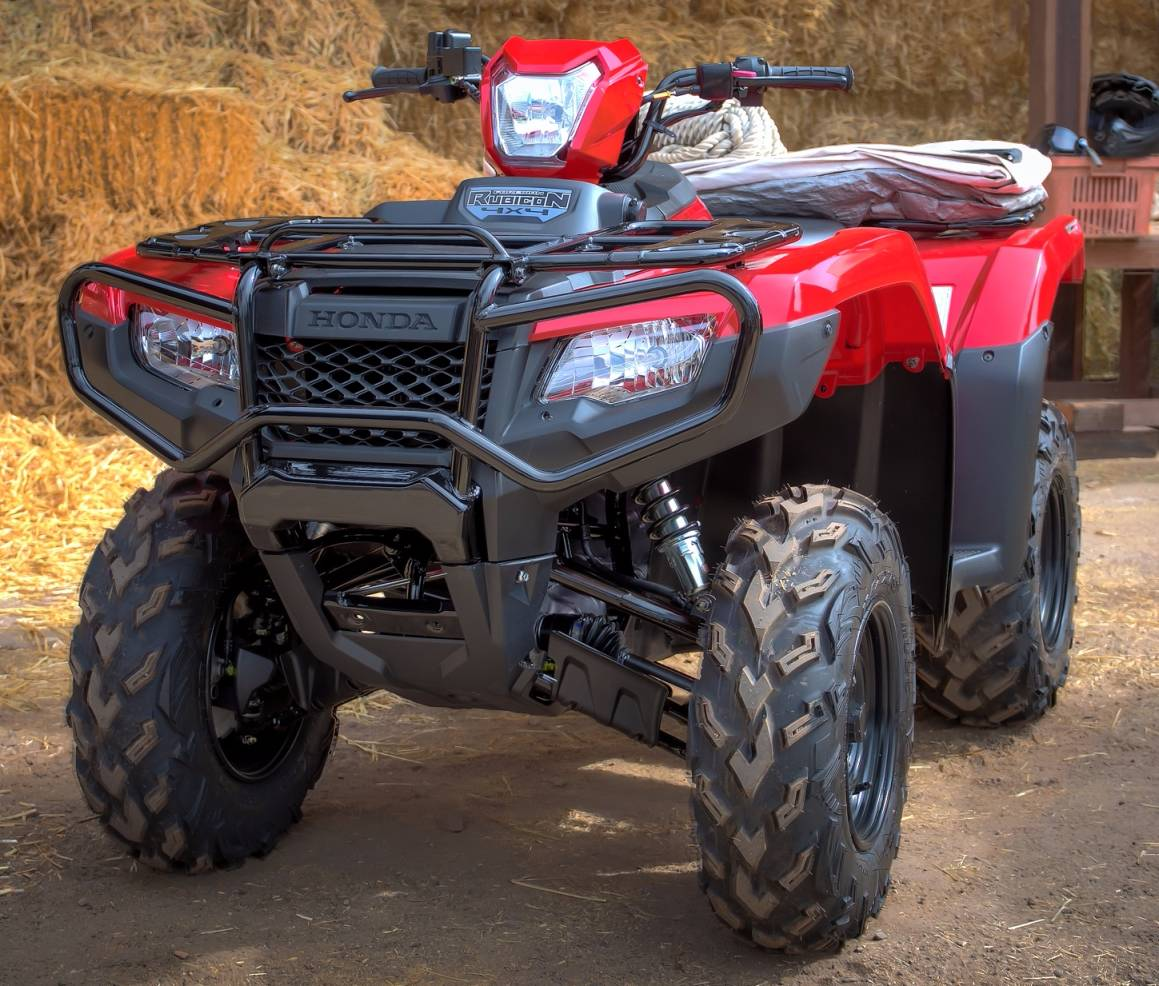 2018 Honda FourTrax Foreman Rubicon 4x4 Automatic DCT EPS Deluxe in Chattanooga, Tennessee - Photo 5