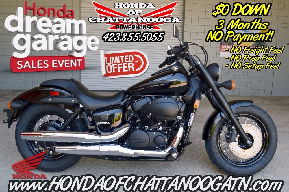 2015 Shadow Phantom 750 For Sale TN GA AL Chattanooga Motorcycles VT750C2B