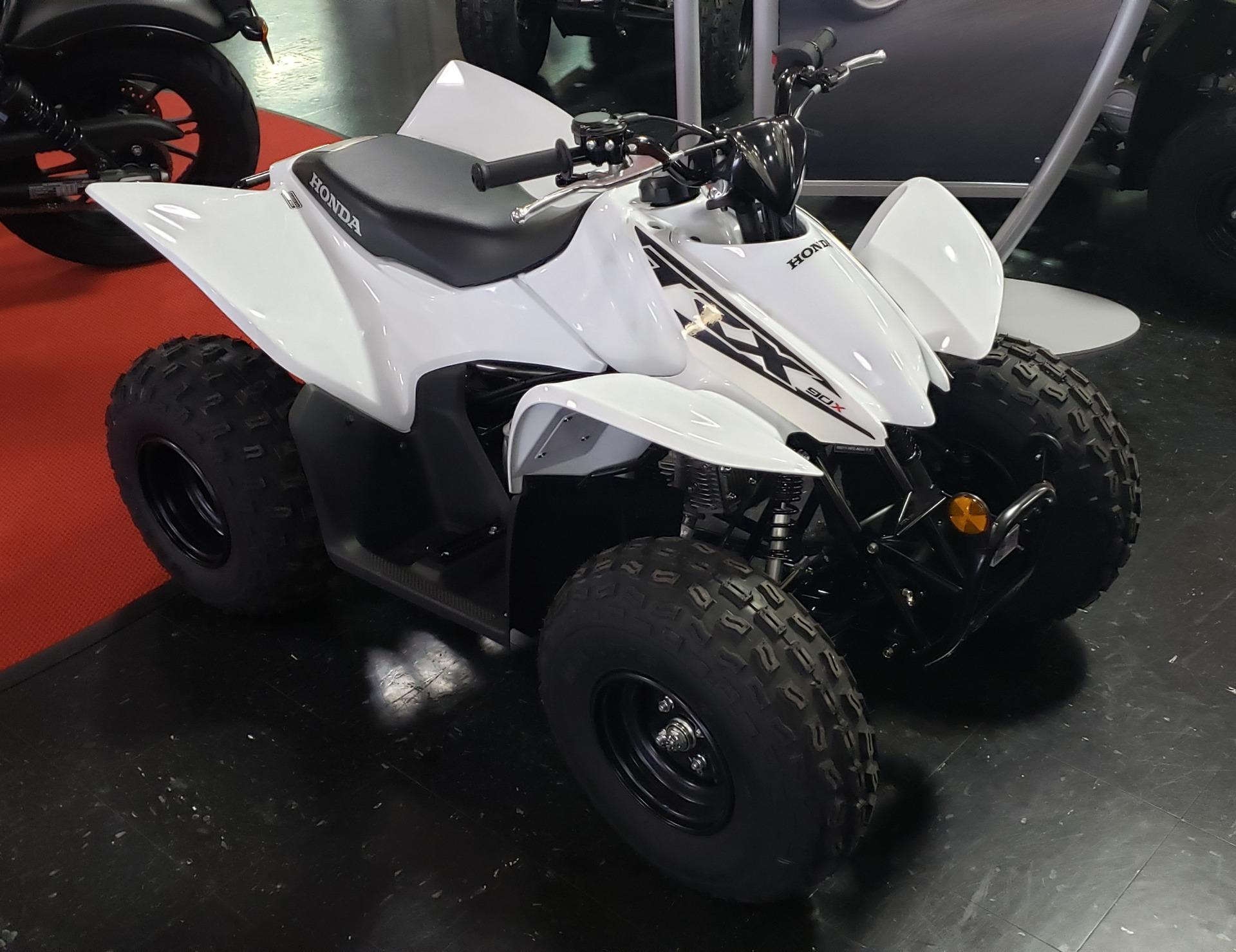 2020 Honda TRX90X in Chattanooga, Tennessee - Photo 1