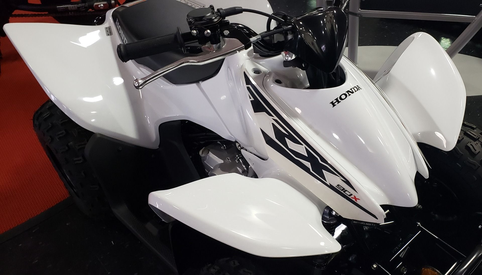 2020 Honda TRX90X in Chattanooga, Tennessee - Photo 3
