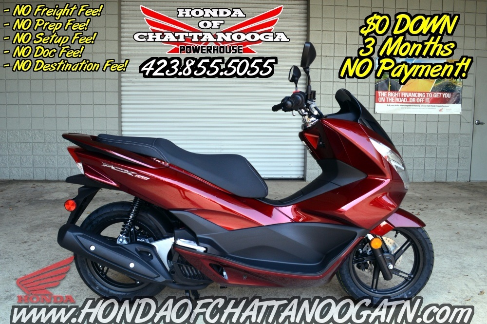 2016 PCX150 Scooter For Sale - Honda - Chattanooga TN / GA / AL area Motorcycle - PowerSports Dealer