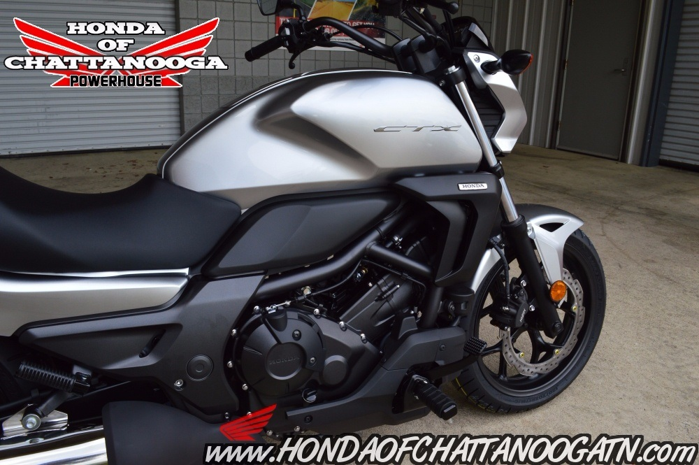 2015 Honda CTX®700N in Chattanooga, Tennessee