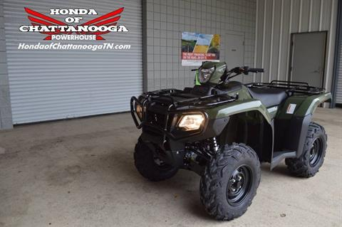 2017 Honda FourTrax Foreman Rubicon 4x4 EPS in Chattanooga, Tennessee - Photo 1