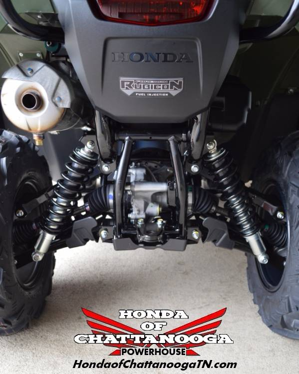 2017 Honda FourTrax Foreman Rubicon 4x4 EPS in Chattanooga, Tennessee - Photo 9