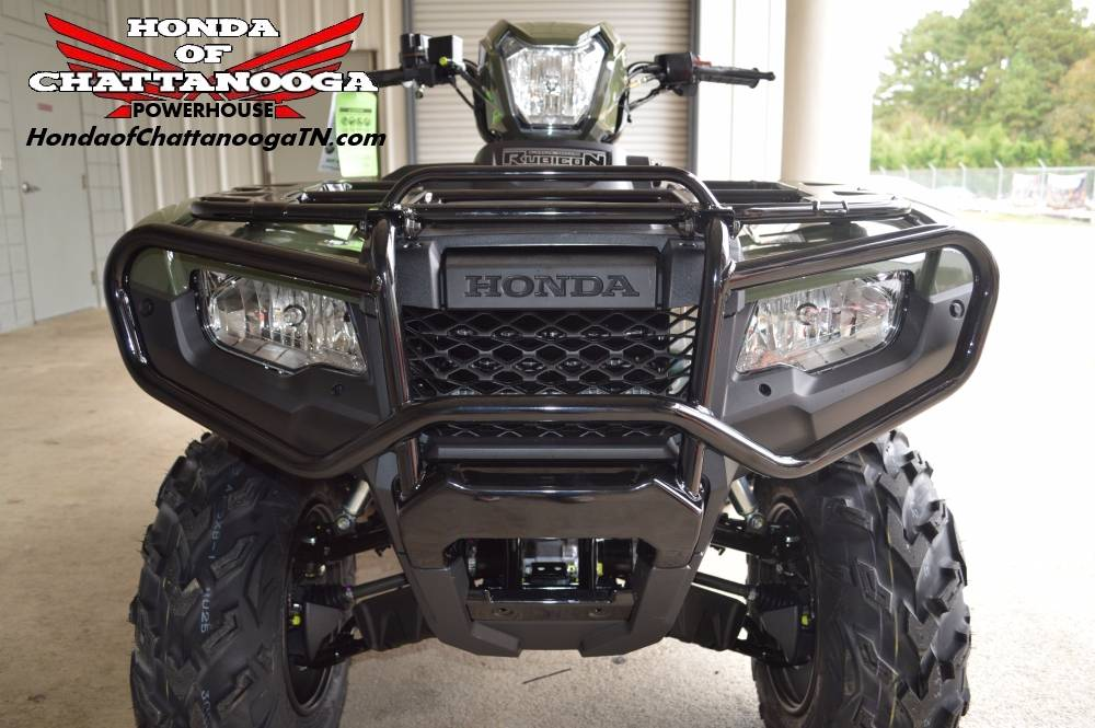 2017 Honda FourTrax Foreman Rubicon 4x4 EPS in Chattanooga, Tennessee - Photo 8