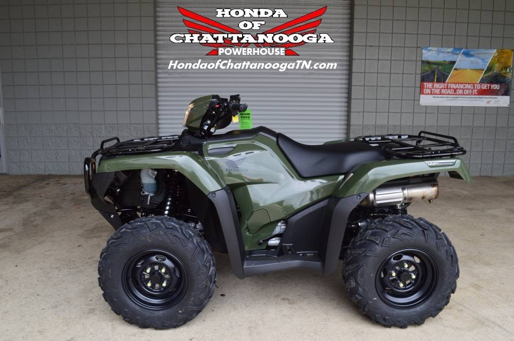 2017 Honda FourTrax Foreman Rubicon 4x4 EPS in Chattanooga, Tennessee - Photo 2