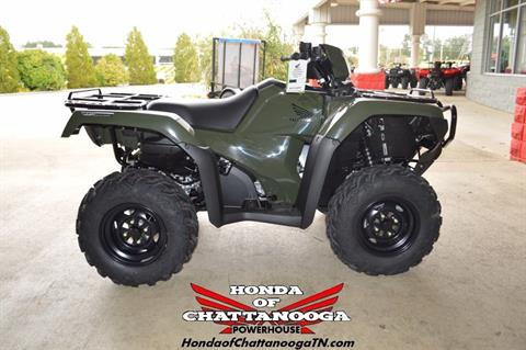 2017 Honda FourTrax Foreman Rubicon 4x4 EPS in Chattanooga, Tennessee - Photo 12