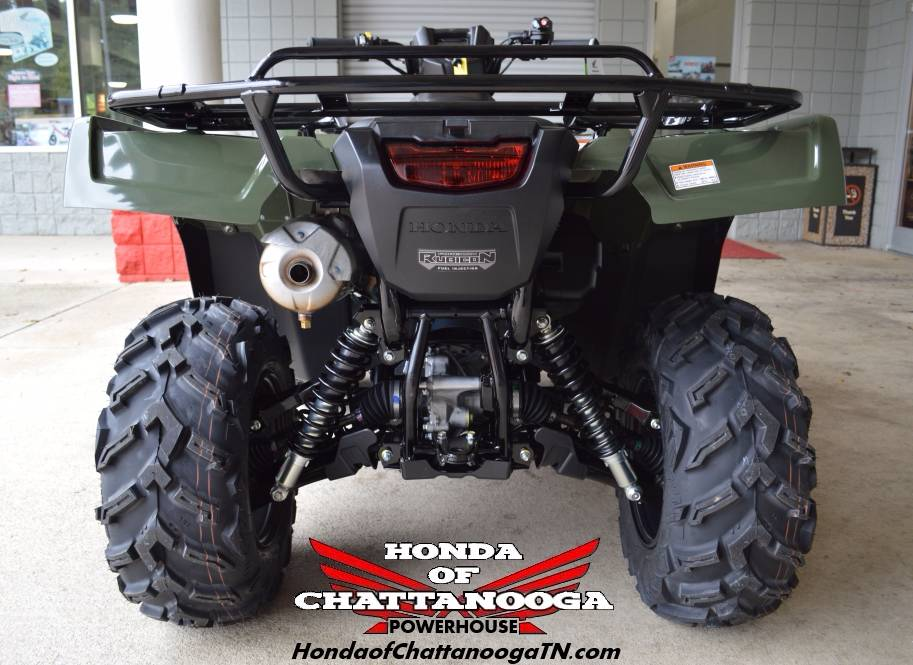 2017 Honda FourTrax Foreman Rubicon 4x4 EPS in Chattanooga, Tennessee - Photo 10
