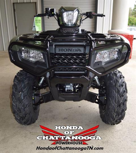 2017 Honda FourTrax Foreman Rubicon 4x4 EPS in Chattanooga, Tennessee - Photo 15