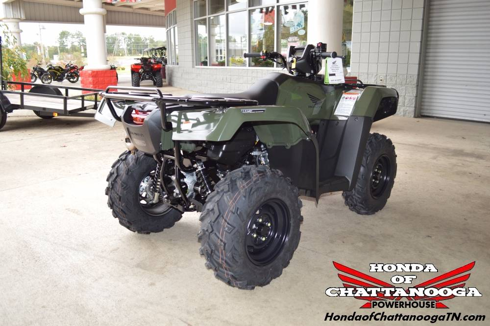 2017 Honda FourTrax Foreman Rubicon 4x4 EPS in Chattanooga, Tennessee - Photo 13