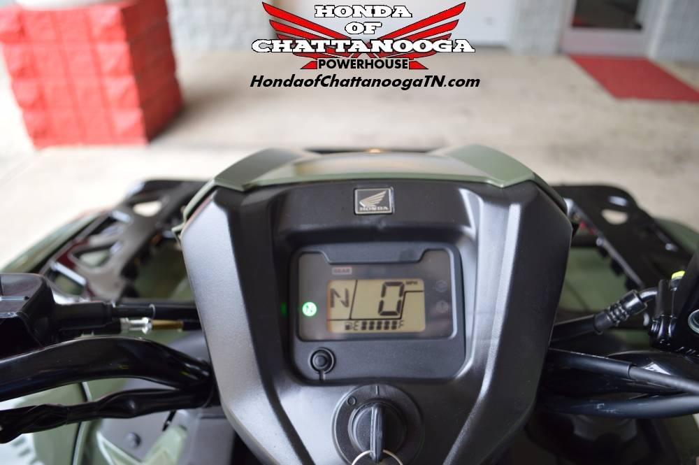 2017 Honda FourTrax Foreman Rubicon 4x4 EPS in Chattanooga, Tennessee - Photo 4