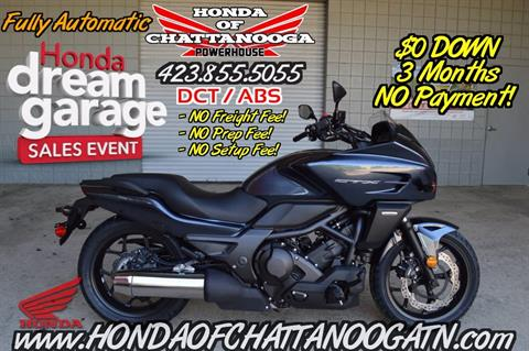 2016 Honda CTX700 DCT ABS in Chattanooga, Tennessee