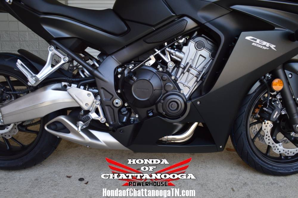 2016 Honda CBR650F in Chattanooga, Tennessee