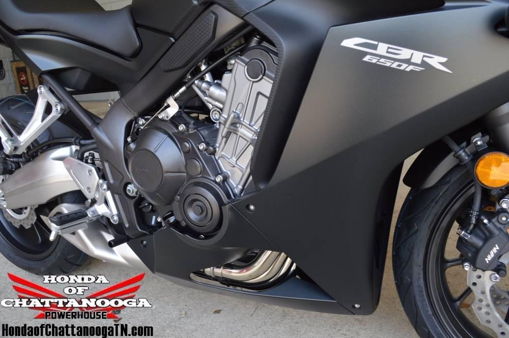 2016 Honda CBR650F in Chattanooga, Tennessee
