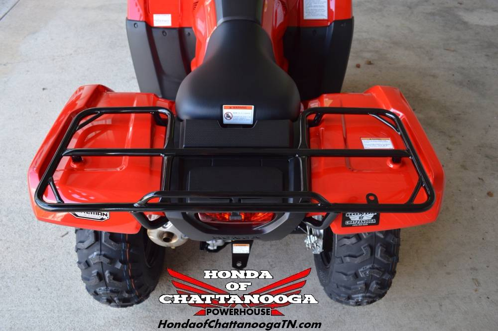 2017 Honda FourTrax Foreman 4x4 ES EPS in Chattanooga, Tennessee