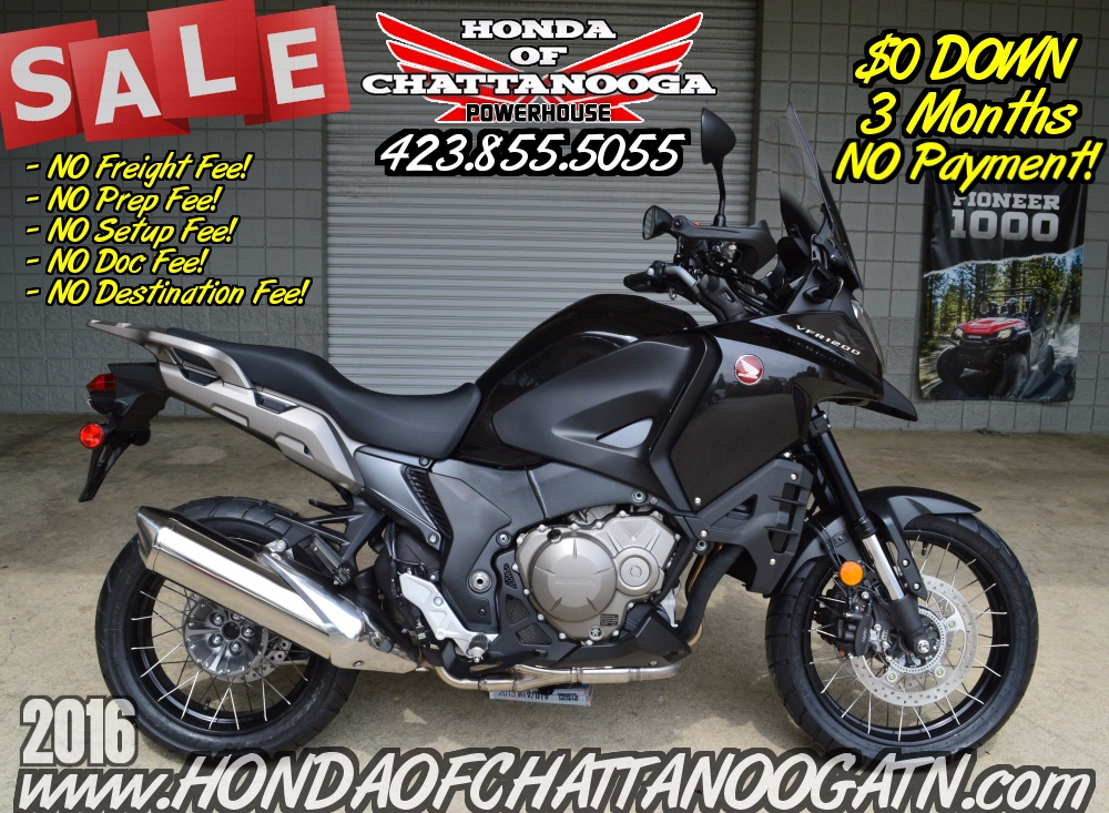 2016 Honda VFR1200X in Chattanooga, Tennessee - Photo 1