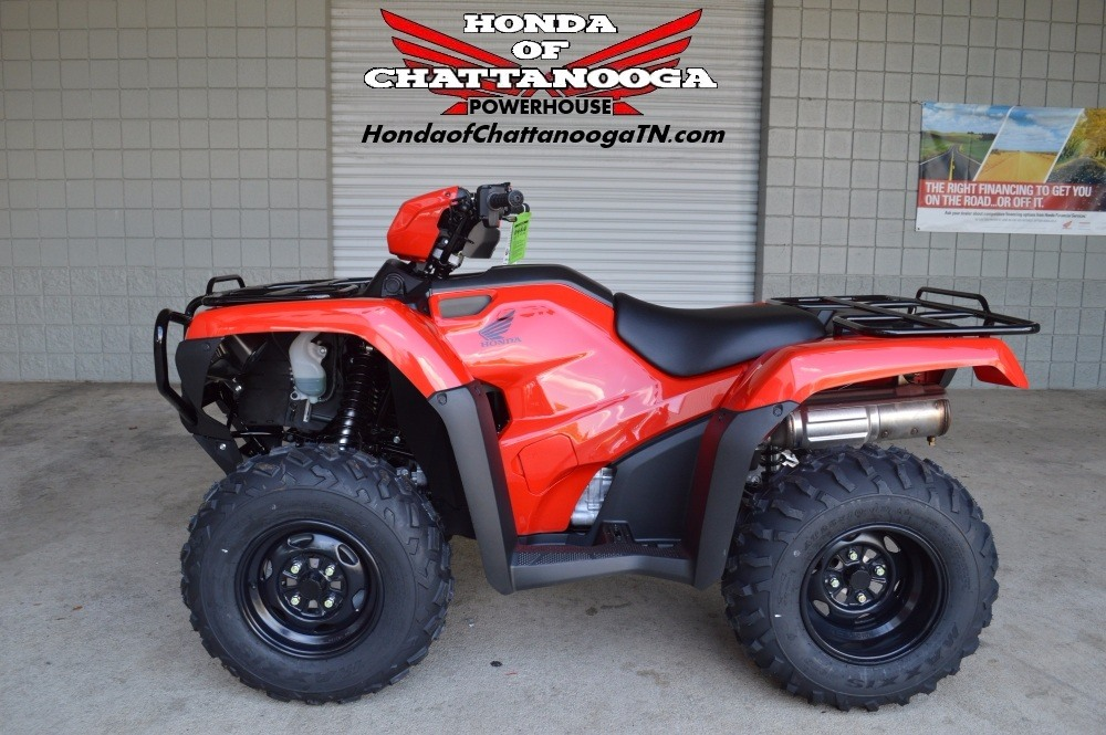 2016 Honda FourTrax Foreman 4x4 ES in Chattanooga, Tennessee
