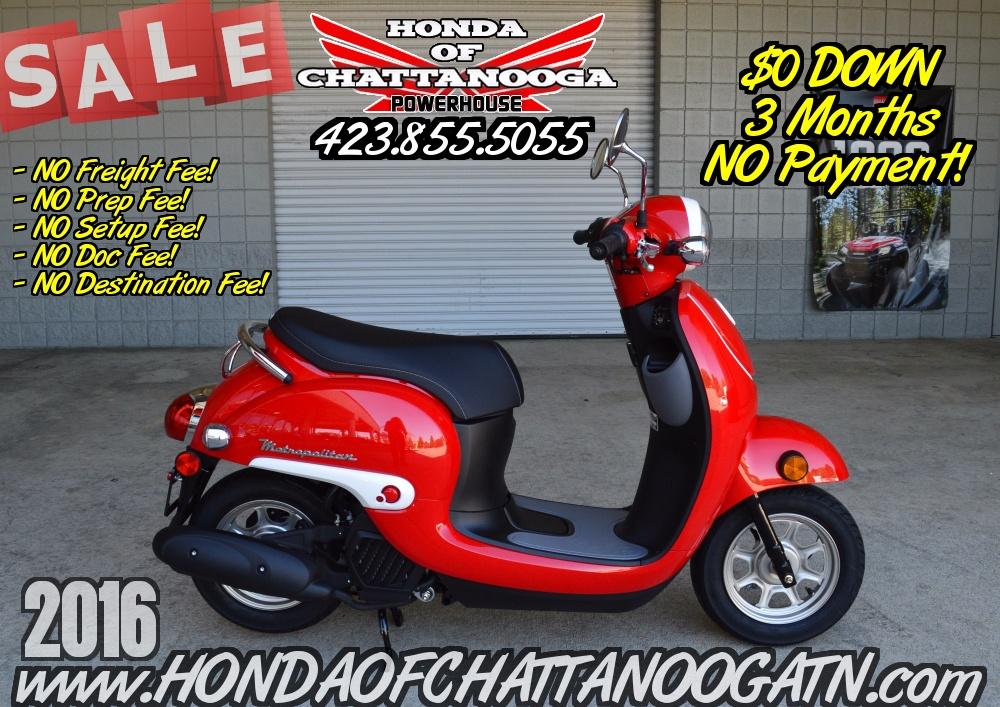 2016 Honda Metropolitan in Chattanooga, Tennessee