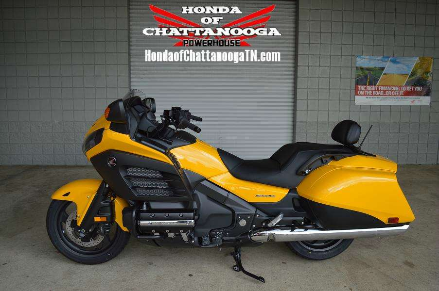 2014 Honda Gold Wing F6B® Deluxe (GL1800BD) in Chattanooga, Tennessee