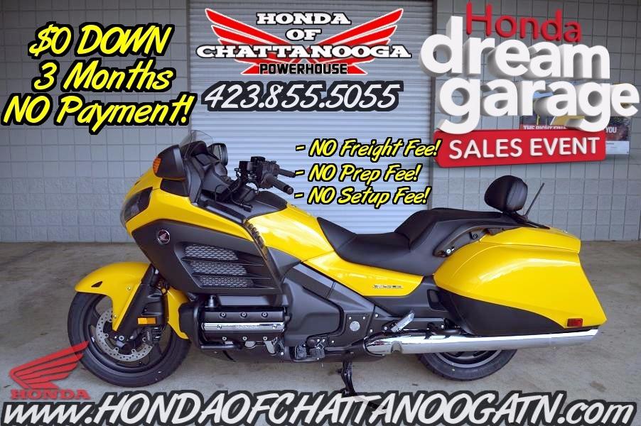 2014 Honda F6B Deluxe Gold Wing For Sale Chattanooga TN GA AL GL1800