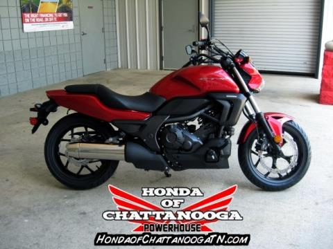 2014 Honda CTX700N in Chattanooga, Tennessee - Photo 1