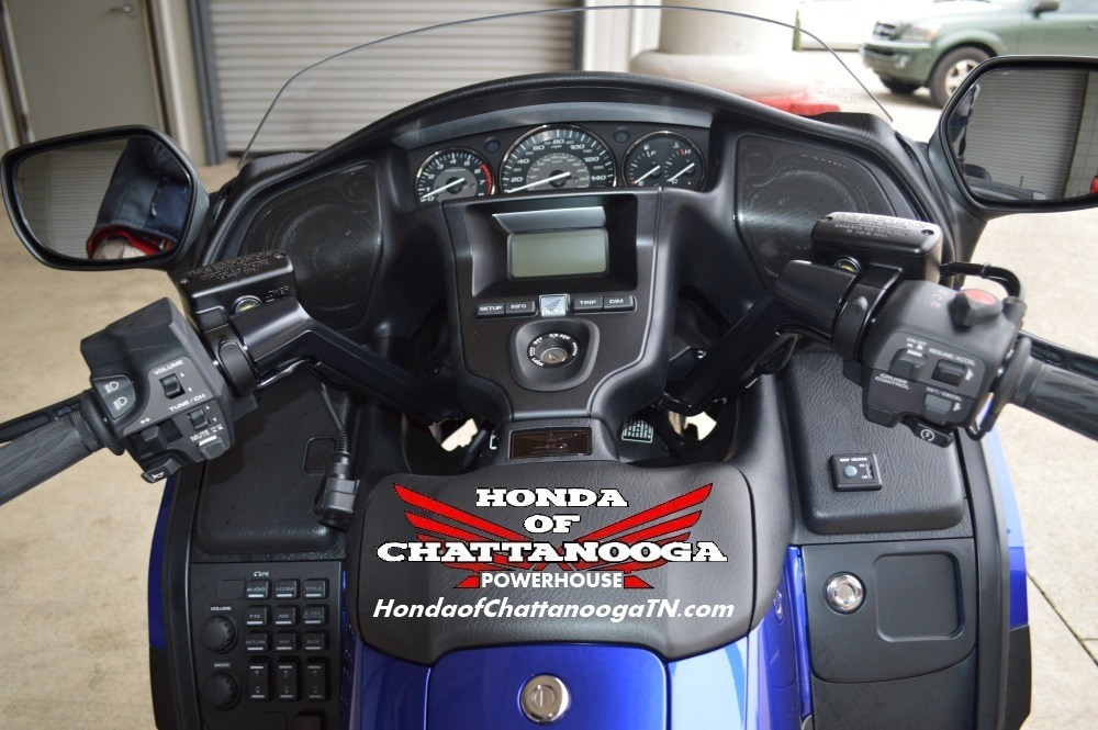 2015 Honda Gold Wing F6B® Deluxe in Chattanooga, Tennessee
