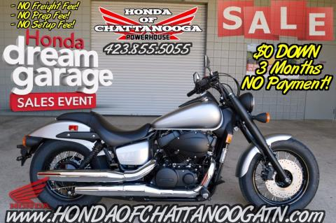 2015 Honda Shadow Phantom® in Chattanooga, Tennessee