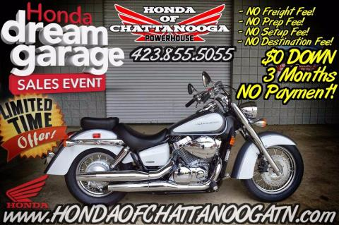 2014 Honda Shadow® Aero® (VT750CE) in Chattanooga, Tennessee