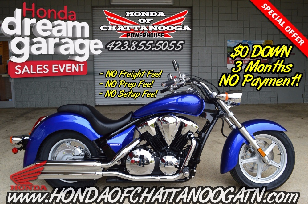2015 Honda 1300 Cruiser Motorcycle For Sale Chattanooga TN GA AL VT1300