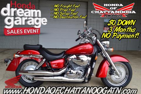 2015 Honda Shadow Aero For Sale TN GA AL Cruiser Motorcycle Specials