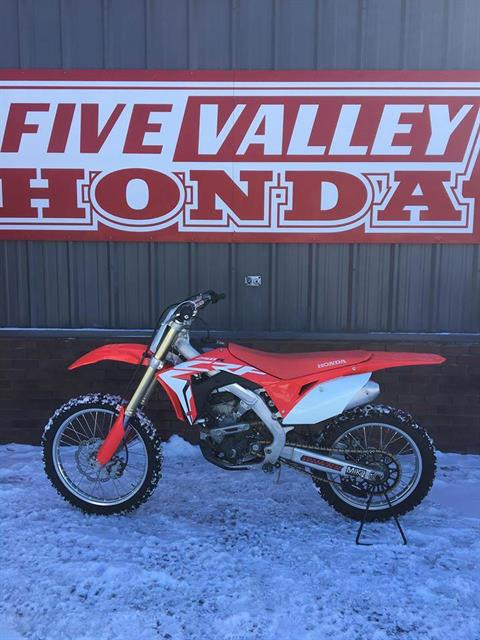 DEMO 2018 Honda CRF250R - Photo 4