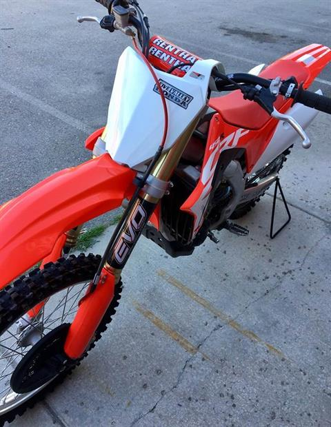 2018 Honda CRF450R - Photo 2