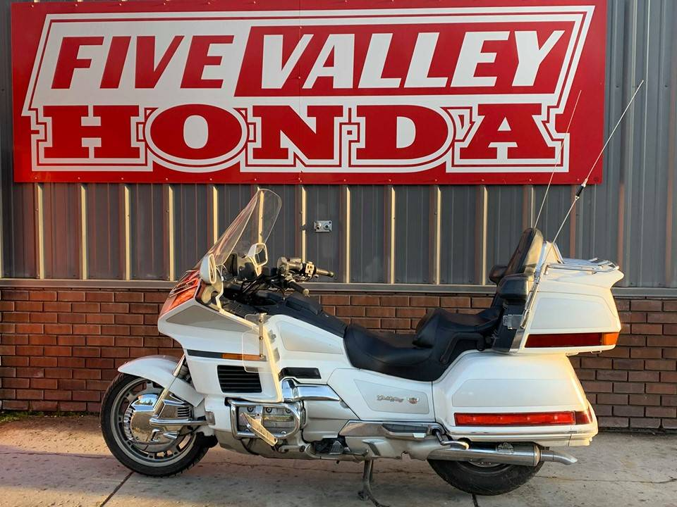 1996 Honda GL1500SE - Photo 1