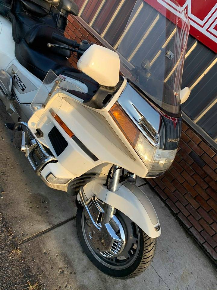 1996 Honda GL1500SE - Photo 2