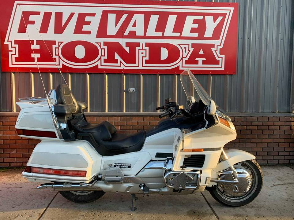 1996 Honda GL1500SE - Photo 6