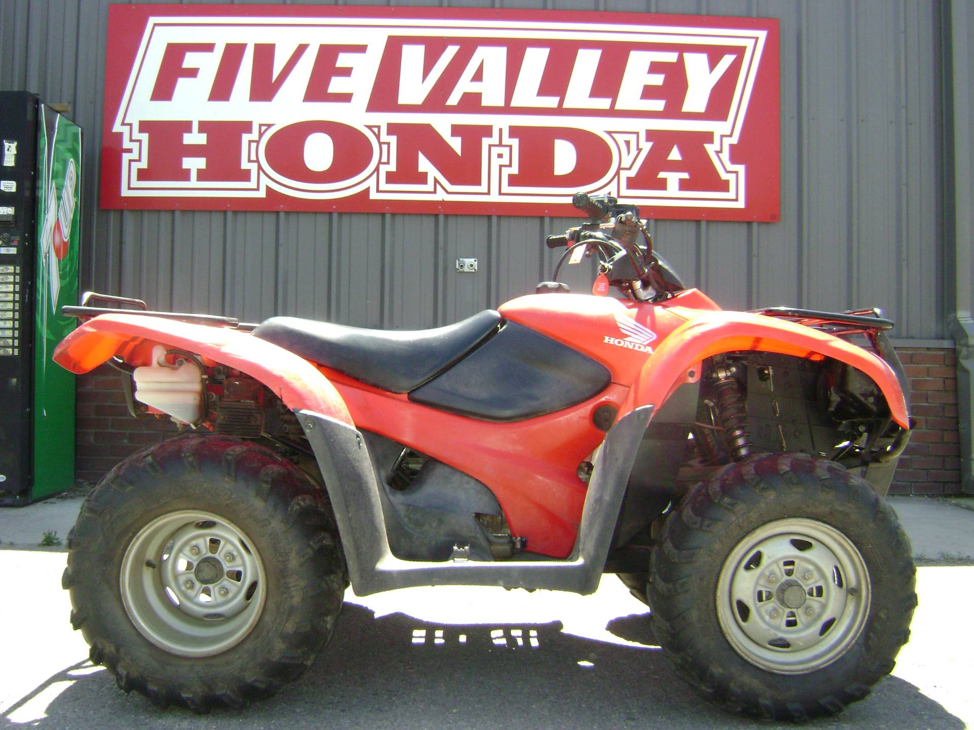 2013 FourTrax Rancher