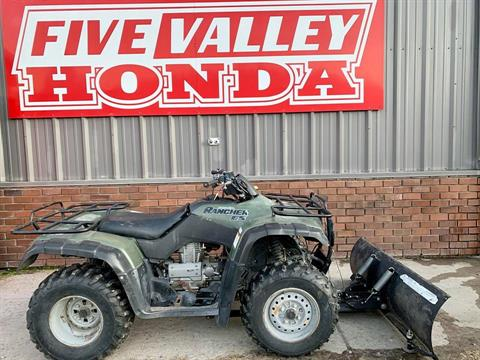 2001 Honda TRX350FE Rancher ES 4x4 - Photo 1