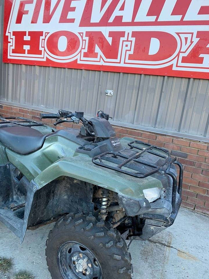 2014 Honda TRX420FM2 / Rancher 4x4 w/ Manual Shift - Photo 2