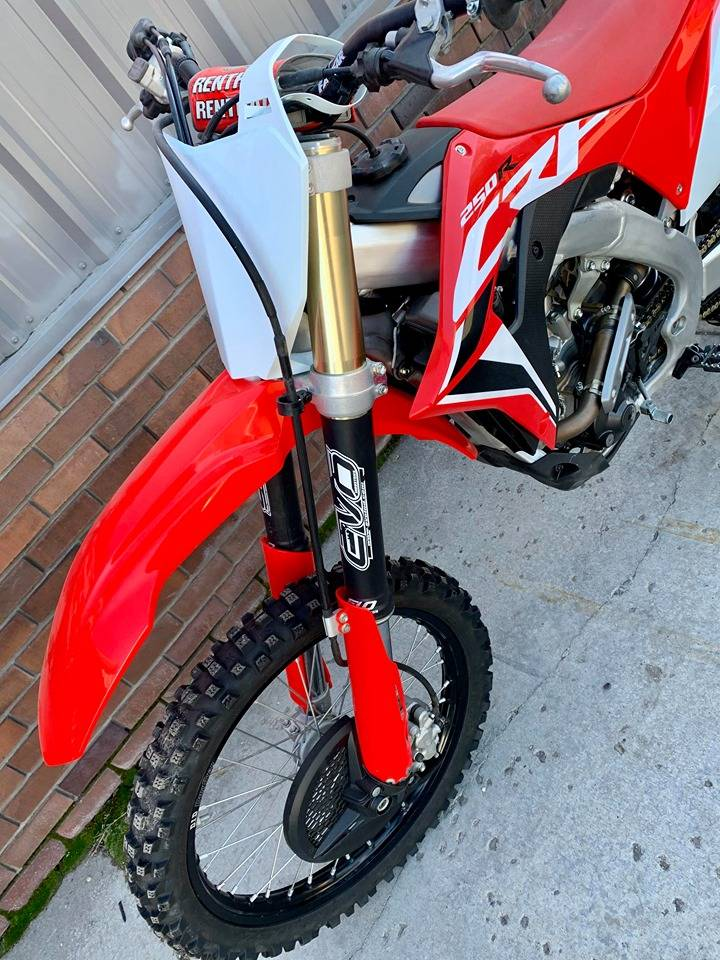 2019 Honda CRF250R - Photo 2